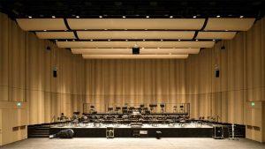 akustik hall