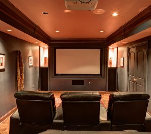 peredam suara home theater
