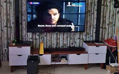 Pemasangan Peredam Suara Untuk Home Theater di Harapan Indah Bekasi