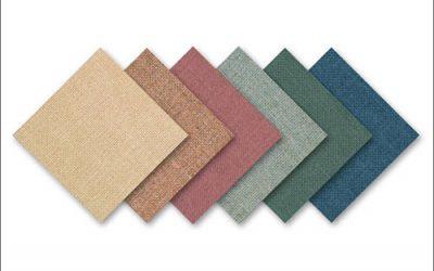 Arc Fabric Acoustics Wall