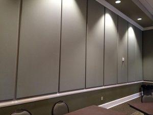 akustik panel kain