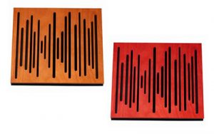 panel akustik ultrasonic diffuser absorber