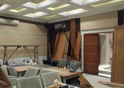 pemasangan-panel-akustik-absorber-restaurant-bumi-akik-bogor-4
