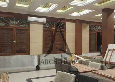 pemasangan-panel-akustik-absorber-restaurant-bumi-akik-bogor-5