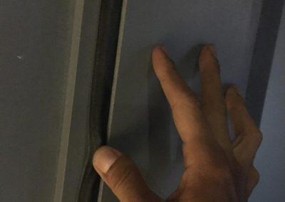 soundproofing door