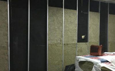 Pemasangan Peredam Suara Untuk Studio TV (Broadcast) di Mabes TNI AU – Cilangkap