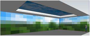 konsep desain panel akustik