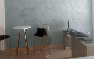 panel akustik ruangan studio radio