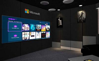 Pemasangan Panel Akustik pada CIE Microsoft – Jakarta