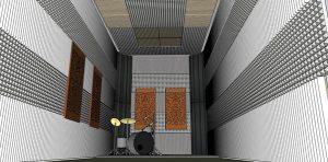 desain akustik ruangan