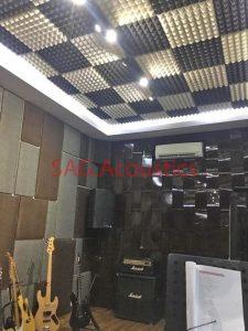 panel akustik studio musik