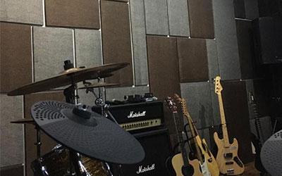 Pemasangan Panel Akustik Pada Studio Musik daerah Ciputat