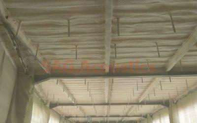 Pemasangan PU Foam Spray Peredam Panas Atap Gedung Perkantoran daerah Jakarta Barat