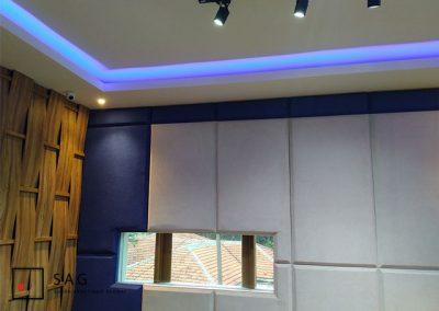 peredam suara studio radio