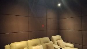 membuat home theater