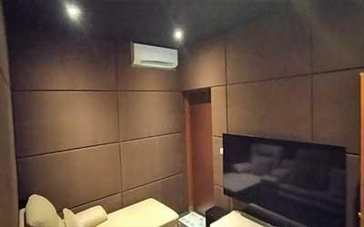 Desain dan Jasa Pembuatan Ruang Home Theater di Pondok Indah Jakarta