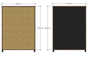 desain panel akustik