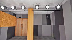 desain studio multimedia