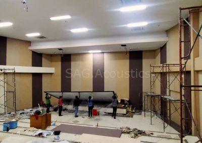 jasa akustik ruang auditorium