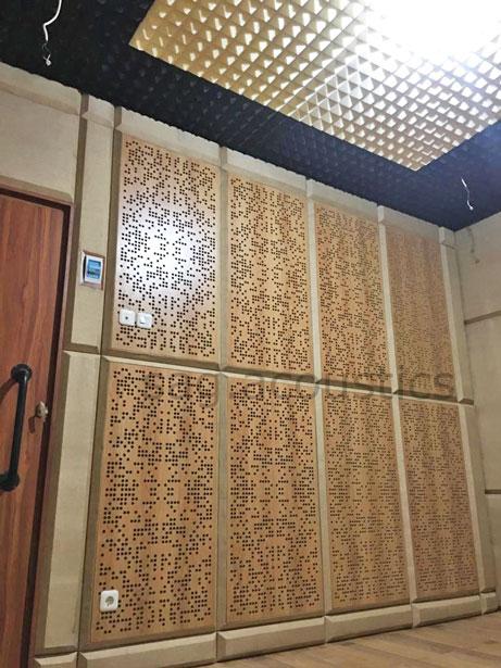 panel akustik BAD Diffuser
