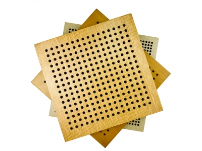 Arc Perforated Acoustics Panel