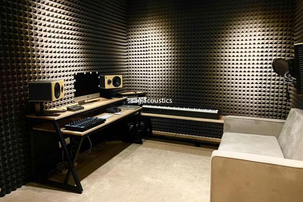 busa telor untuk studio musik