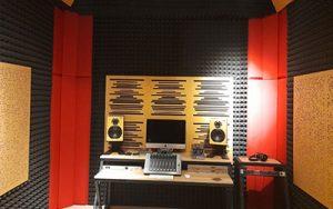 panel akustik untuk studio rekaman