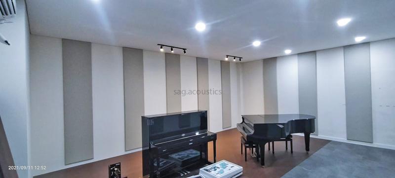 panel akustik studio