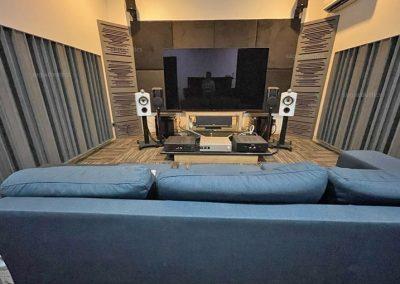 panel akustik home theater