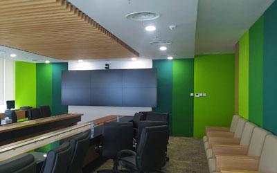 Acoustics Treatment Ruang Kantor dan Ruang Meeting PT. Gapura Angkasa – Kemayoran Jakarta